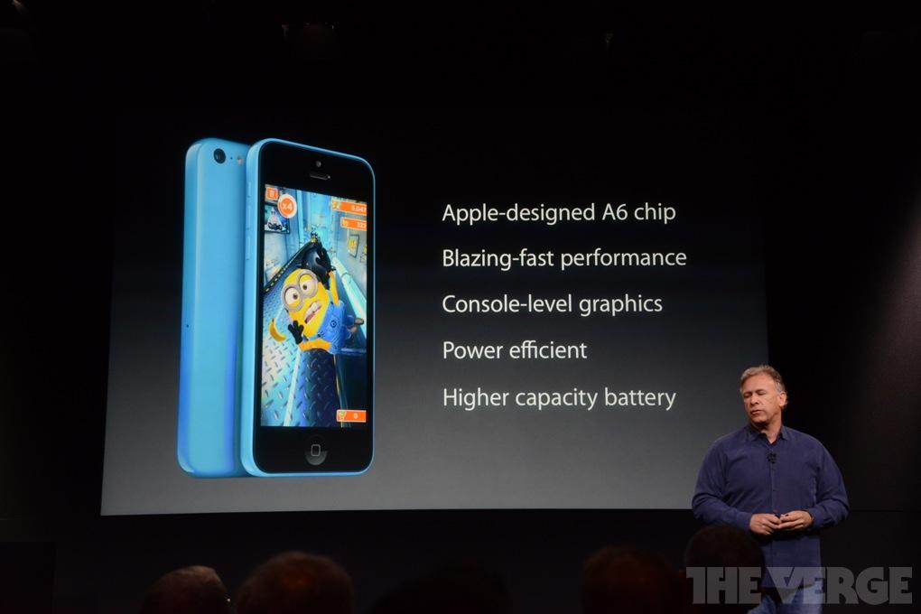 LB 8055 เปิดตัวรุ่นเล็ก iPhone 5c อย่างเป็นทางการ