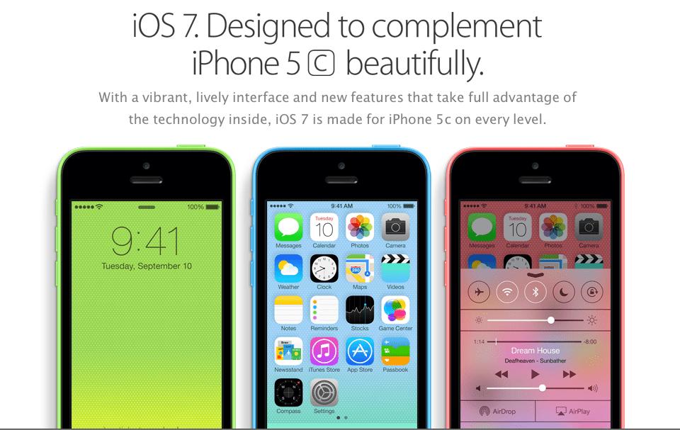 Screen Shot 2013 09 11 at 1.26.33 AM เปิดตัวรุ่นเล็ก iPhone 5c อย่างเป็นทางการ