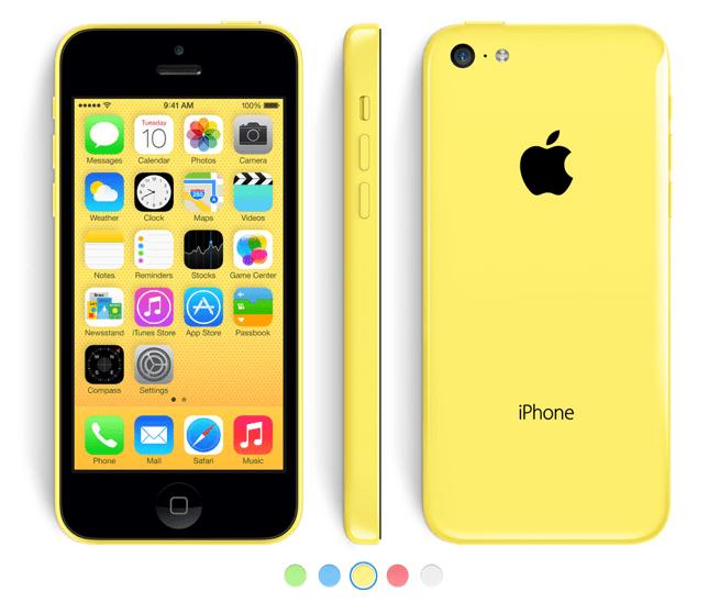 Screen Shot 2013 09 11 at 1.27.19 AM เปิดตัวรุ่นเล็ก iPhone 5c อย่างเป็นทางการ