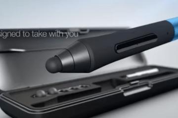มีปากกาดีๆซักแท่งติดตัวออกจากบ้าน Intuos Creative Stylus by Wacom  18 - ipad