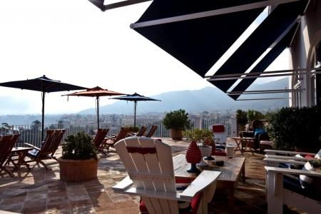 Sorrento 13 450x300  La minervetta โรงแรมที่มีบรรยากาศในภาพยนตร์ยุค 60