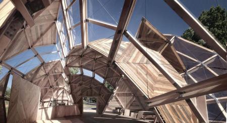 big 394311 5359 4 Interior panorama south1 450x245 Peoples Meeting Dome โดมสำหรับพื้นที่สาธารณะ ที่สามารถสัมผัสธรรมชาติได้อย่างใกล้ชิด