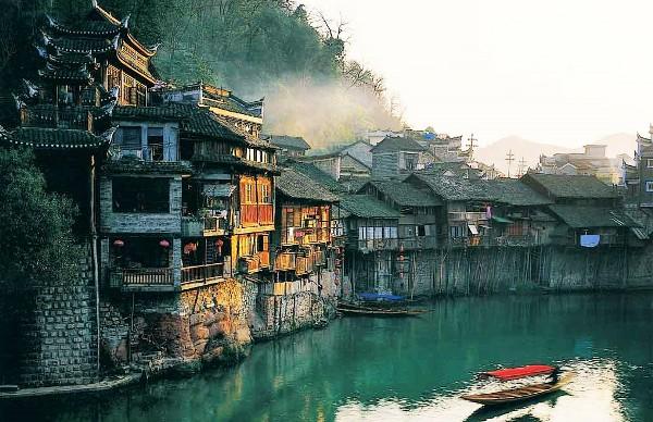 200702102318399707 Fenghuang Ancient Town เมืองโบราณเฟิ่งหวง