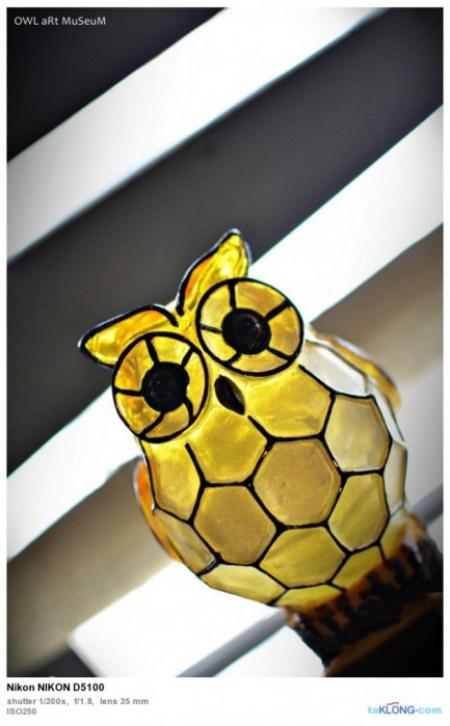 202363DSC 0158 450x726 พิพิธภัณฑ์ศิลปะนกฮูก Owl Art Museum