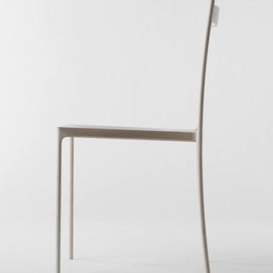 เก้าอี้ไม้บางเฉียบสอดไส้เหล็กเส้น.. Cord-Chair by Nendo 16 - Nendo