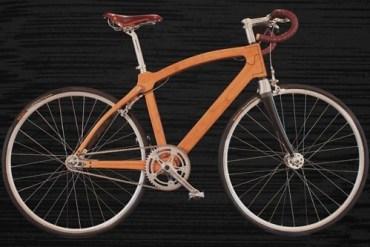 จักรยาน Urban Bike ออกแบบอย่างยั่งยืน ใช้วัสดุไม้ไผ่ โดย Guapa 26 - Sustainable design