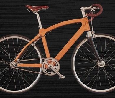 จักรยาน Urban Bike ออกแบบอย่างยั่งยืน ใช้วัสดุไม้ไผ่ โดย Guapa 22 - Sustainable design