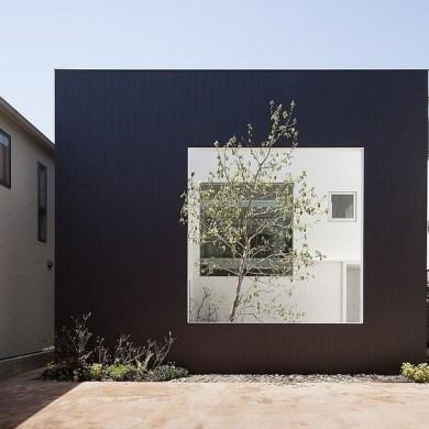 Frame House ..บ้านใส่กรอบ โดย Uid Architects & Associates 20 -
