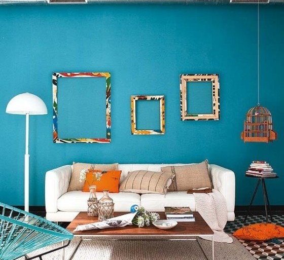 Creative House Interior..บ้านที่เต็มไปด้วยสีสัน สนุกสนาน 13 - colorful interior