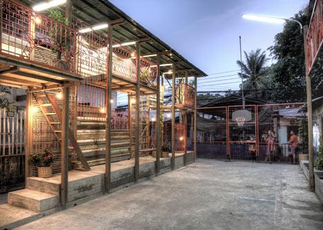 Dezeen Klong Toey Community Lantern by TYIN tegnestue 3 แสงสว่างเล็กๆในพื้นที่ชุมชนคลองเตย