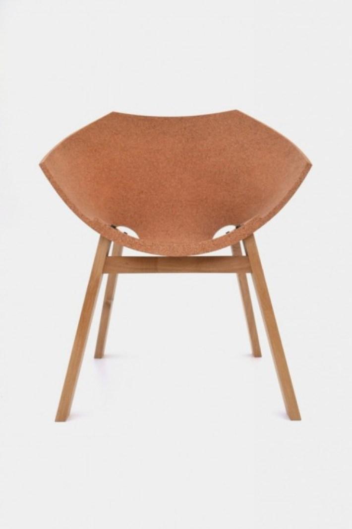 corkigami by carlosortegadesign 3 1 The Corkigami Chair