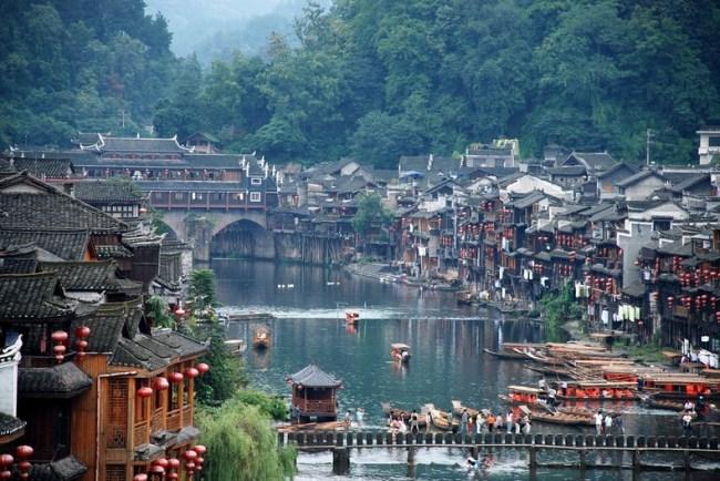 fenghuang 176 750x500 Fenghuang Ancient Town เมืองโบราณเฟิ่งหวง