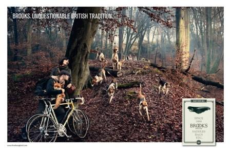 %name Brooks England หนังสือพิมพ์ฉบับคลาสสิกสำหรับคนรักจักรยาน