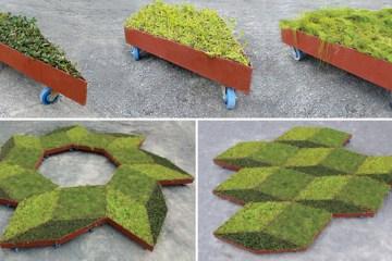 """Fractal Garden"" สร้างสรรค์ศิลปะให้กับสวนสวย 2 - Fractal Garden"
