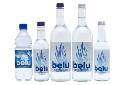 belu bottles BIO  BOTTLE ผลิตน้ำดื่มชีวภาพที่เปลี่ยนผลผลิตจ่ากทุ่งข้าวโพดให้เป็นผลิตภัณฑ์พลาสติก