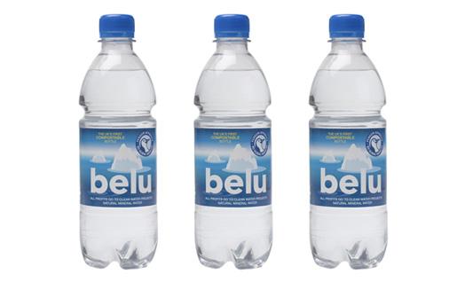 belu BIO BOTTLE ผลิตน้ำดื่มชีวภาพที่เปลี่ยนผลผลิตจ่ากทุ่งข้าวโพดให้เป็นผลิตภัณฑ์พลาสติก