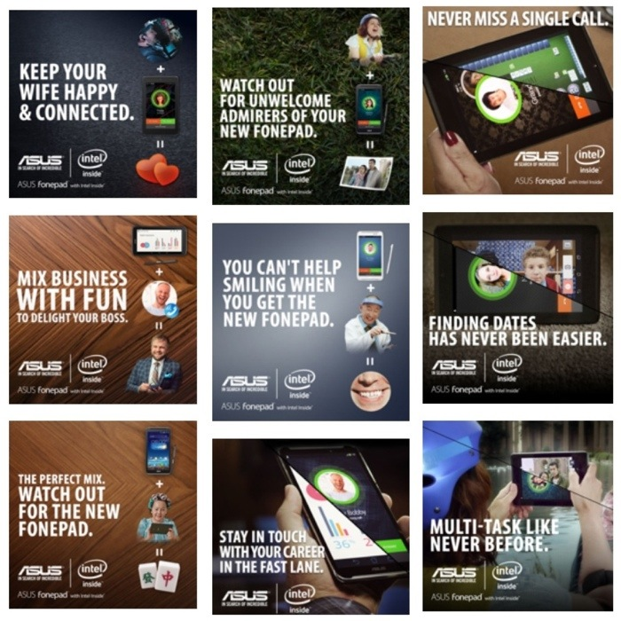 25561214 161552 Sponsored Video: Fonepad is calling!..แคมเปญใหม่จาก ASUS และ INTEL