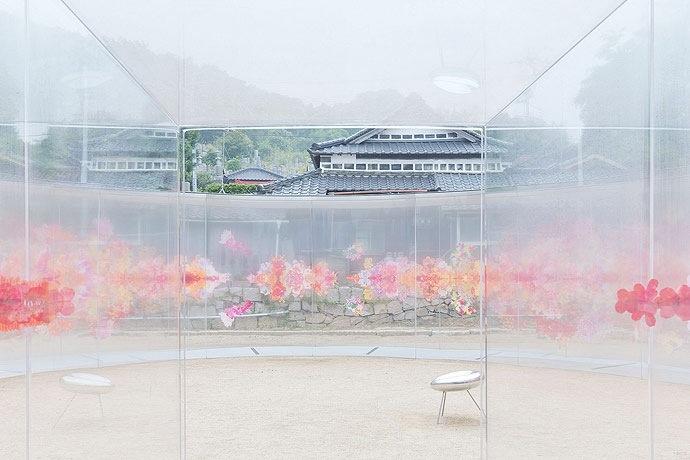 25561226 193416 A ART HOUSE จัดสถานที่แสดงศิลปะหมู่บ้านแบบดั่งเดิมของญี่ปุ่น