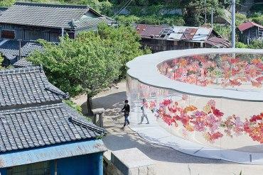 A -ART HOUSE จัดสถานที่แสดงศิลปะหมู่บ้านแบบดั่งเดิมของญี่ปุ่น 27 - DIY