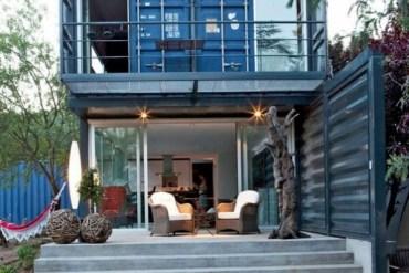 บ้านจากตู้คอนเทนเนอร์ทั้งแบบ DIY และแบบมืออาชีพ 18 - 5000 Share+
