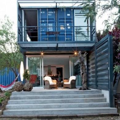บ้านจากตู้คอนเทนเนอร์ทั้งแบบ DIY และแบบมืออาชีพ 18 - 100 Share+