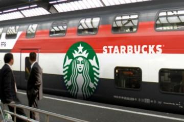 "The railway experience with starbucks on a train ""ขบวนรถไฟ สตาร์บัคส์"" 19 - Starbucks (สตาร์บัคส์)"