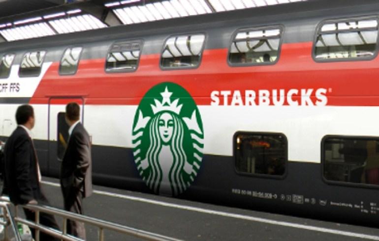 "The railway experience with starbucks on a train ""ขบวนรถไฟ สตาร์บัคส์"" 28 - REVIEW"