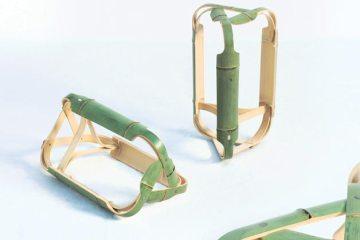 Ching Chair เก้าอี้ไม้ไผ่ เรียบง่าย ลงตัว 2 - bamboo chair