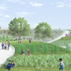 Farming Kindergarten..โรงเรียนแนวยั่งยืน ให้เด็กๆวิ่งเล่นและเรียนรู้รอบๆสวนผัก 17 - green building