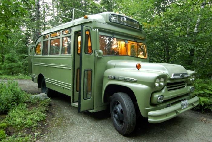 เปลี่ยนรถบัสเก่าให้เป็นห้องพักสไตล์ฟังก์กี้, ฮิปปี้, โมร็อกโค 22 - รีไซเคิล