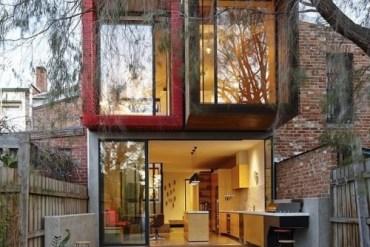 ปรับปรุงทาวน์เฮาส์เก่า เป็นบ้านใหม่ที่ตอบโจทย์ความต้องการพื้นที่เพิ่มขึ้นของครอบครัว 14 - town house