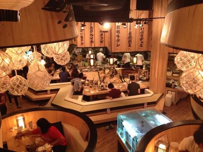 25570119 103246 Mekiki no Ginji ร้านอาหารญี่ปุ่นแนวใหม่ จากโอกินาวา ที่ K Village