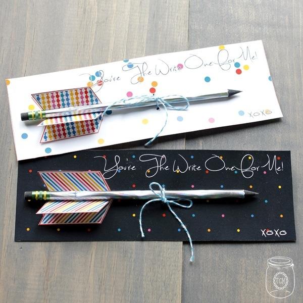 DIY. ของขวัญและสารสำคัญให้คนรู้ใจ 13 - DIY