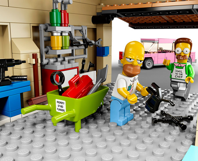 The Simpsons LEGO Set Is Official 5 The Simpsons LEGO Set