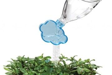 Rainmaker..ฝารูปก้อนเมฆ วิธีรียูสขวดพลาสติกแบบเท่ๆ
