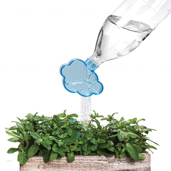 25570215 093235 Rainmaker..ฝารูปก้อนเมฆ วิธีรียูสขวดพลาสติกแบบเท่ๆ