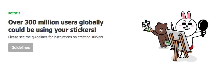 Screen Shot 2014 02 26 at 9.48.37 PM LINE sticker ที่ทำเองได้และขายเองได้ด้วย