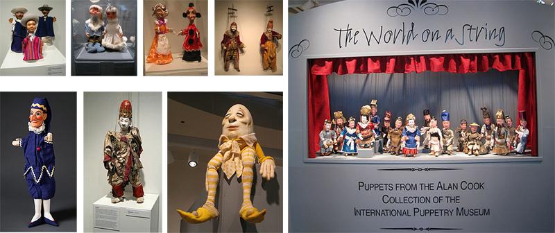 11 INTERNATIONAL PUPPETRY MUSEUM พิพิธภัณฑ์หุ่นกระบอก