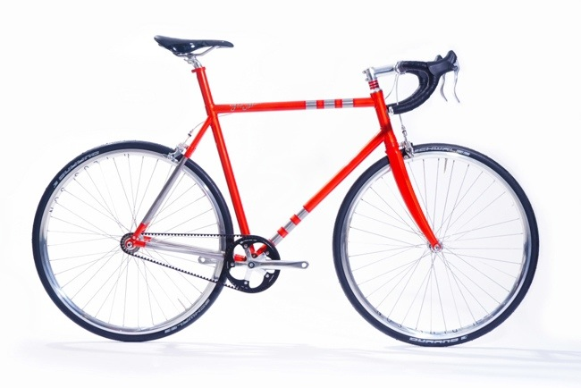จักรยานไททาเนียม 'made to measure'ทั้งคันจากการพิมพ์ 3 มิติ 13 - 3D