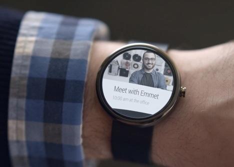Google เปิดเผยถึงOSใหม่ เพื่ออุปรณ์สวมใส่ ..Smart Watch 13 - Android