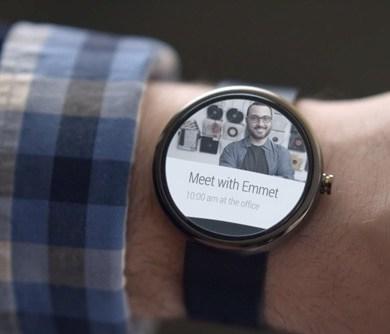 Google เปิดเผยถึงOSใหม่ เพื่ออุปรณ์สวมใส่ ..Smart Watch 16 - Android