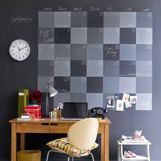 25570319 185717 สี Chalkboard  เพิ่มประโยชน์้สอย เป็นอะไรๆได้มากมาย