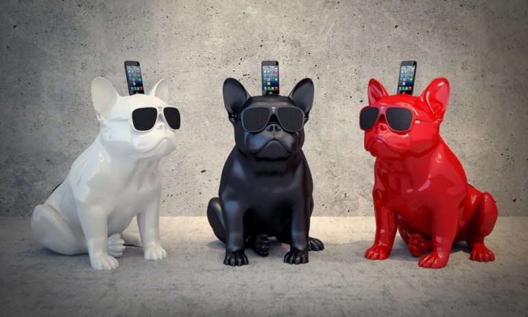 French Bulldog ร้องเพลงได้ !! 13 - iPhone