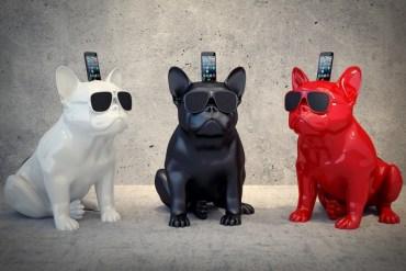 French Bulldog ร้องเพลงได้ !! 14 - speaker