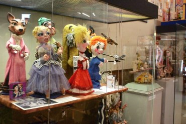 INTERNATIONAL PUPPETRY MUSEUM พิพิธภัณฑ์หุ่นกระบอก 21 - Museum