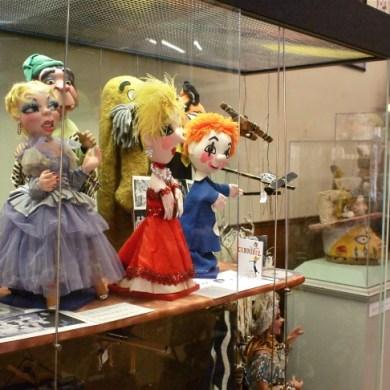 INTERNATIONAL PUPPETRY MUSEUM พิพิธภัณฑ์หุ่นกระบอก 16 - Museum