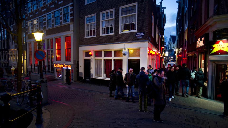 Netherlands Prostitution Museum