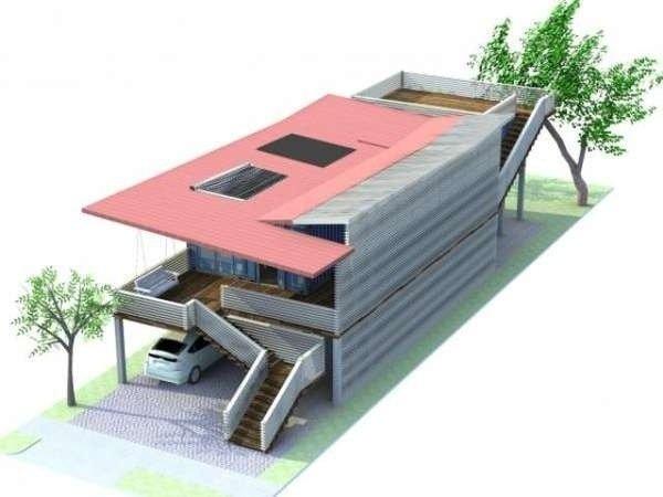 25570405 154203 บ้านผู้สูงอายุทำจากตู้คอนเทนเนอร์