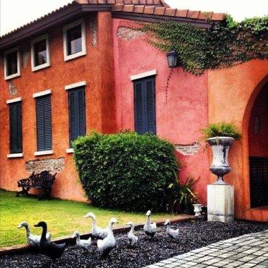 แรงบันดาลใจจาก Her Glory Villa..มาเป็นโฮมสวีทโฮม ที่บ้านของเรา 23 - กระเบื้องคอนกรีต