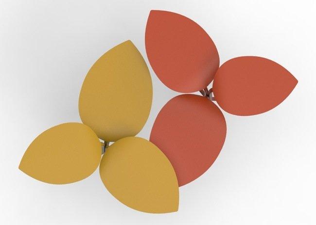 25570414 094241 โต๊ะที่ได้แรงบันดาลใจจากกิ่งไม้ ใบไม้..ในฤดูใบไม้ร่วง